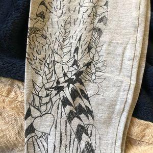 American Apparel Pants & Jumpsuits - Succulent Printed American Apparel Leggings